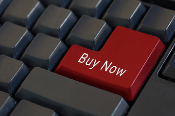 'Buy Now' button on enter keyboard