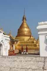 Sanda Muni pagoda in Mandalay, Myanmar