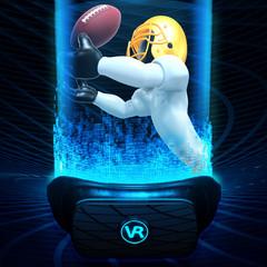 Virtual Reality VR Football