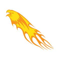 Tough Eagle Flame
