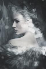 enchanted fairy portrait
