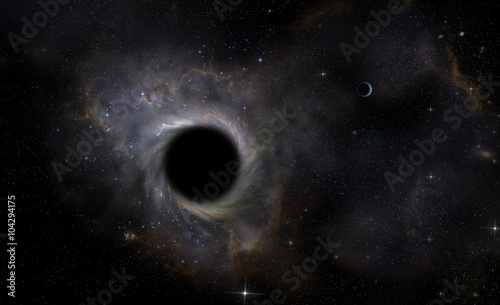 black hole picture - HD