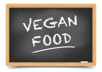 Blackboard Vegan Food