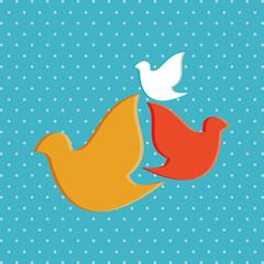 peace icon design