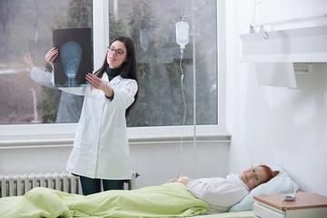 Nurse or doctor