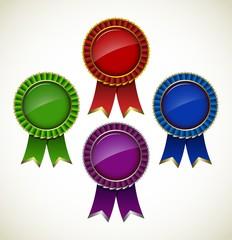 Award rosette