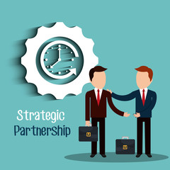 strategic partnership design