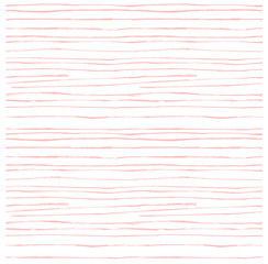 Abstract irregular  striped textured background. Seamless pattern. Modern pink  pattern. Hand drawn with brush.