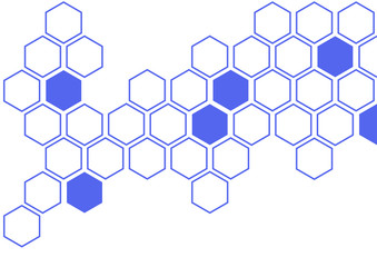 hexagon background pattern