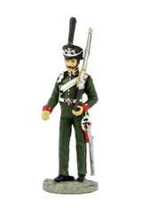 Рядовой лейб-гвардии конно-егерского полка, 1813-1814 годы