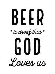 White Beer Is Proof That God Loves Us