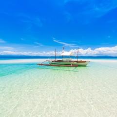 Aluminium Prints Indonesia day tropical sea