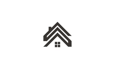 roof business logo
