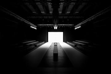 Fashion Show Empty Stage