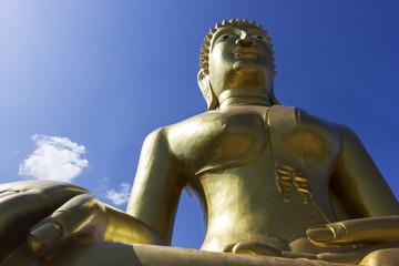 Big Buddha Statue In Pattaya