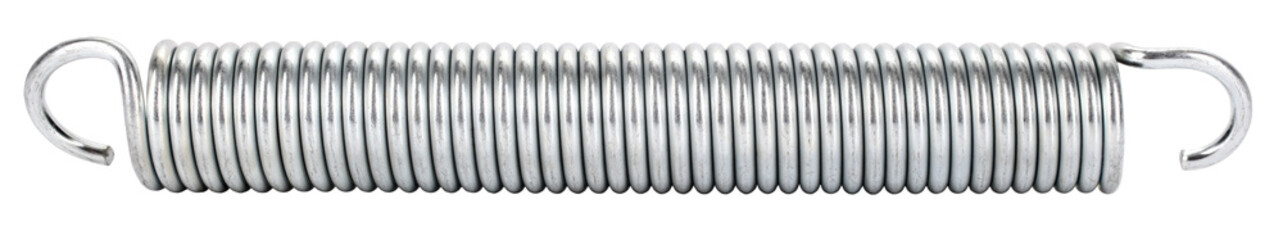 metal spring coil. metal spring tension coil for resist stretching o
