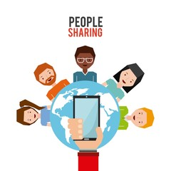 people sharing design