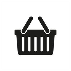 Vector shopping cart icon, eps10