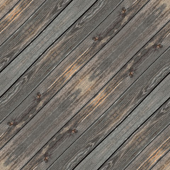 Wooden desk gray and brown seamless background