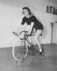 A weatherproof way to ride a bike