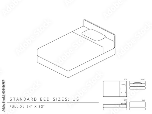 standard bed sizes in hotels queen size dimensions nz north america united states full