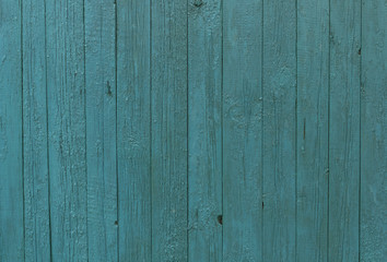 Navy blue old fence texture.