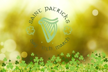 St patricks day greeting