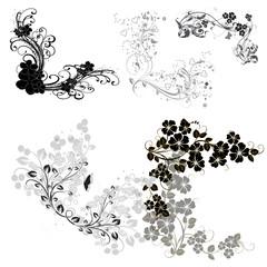 noir et gris