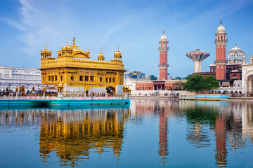 Fototapete - Golden Temple, Amritsar
