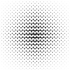Seamless black white abstract triangle pattern