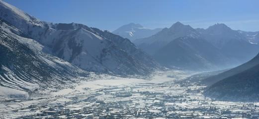 Kuban valley