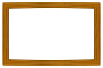 fir/spruce wood frame