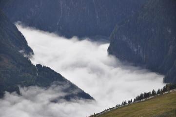 Bad Gastein - Gaseinertal - Fog