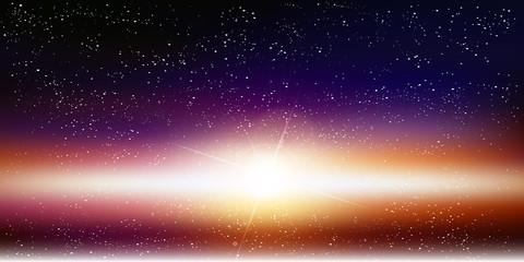 宇宙 空 星 背景