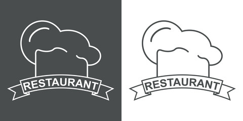 Icono plano Restaurant #1