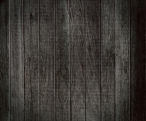 Black wooden background vintage tone style.