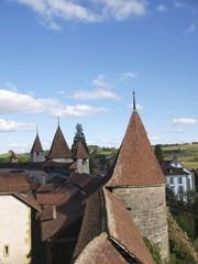 Murten/Fribourg,Switzerland