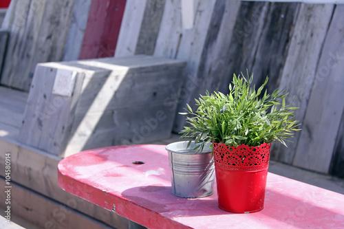 Tischdeko Bambus Rot Stock Photo And Royalty Free Images On Fotolia