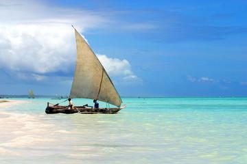 Fotobehang Zanzibar Tanzania,Zanzibar.