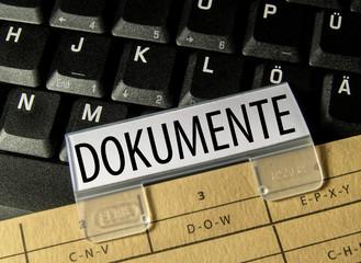 Dokumente (Akten, Digitalisierung)