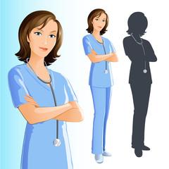 Nurse (Woman)
