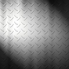 Diamond plate background for design work