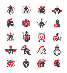 20 Best Collection Spartan Head