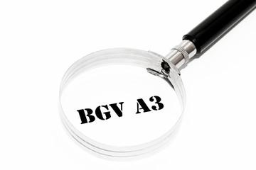 BGV A3 Prüfung