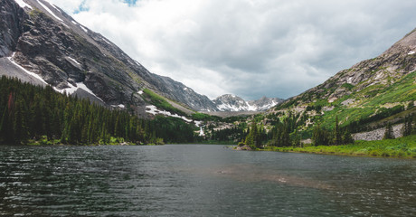 Lower Blue Lake, Summit County, CO