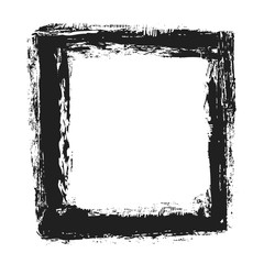 square logo shape, illustration