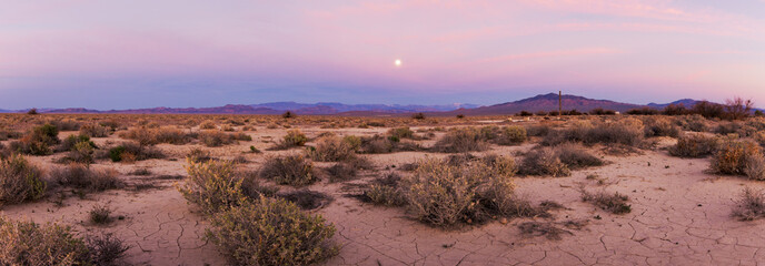 Death Valley at Dawn