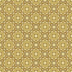 Set of hand draw geometrical seamless