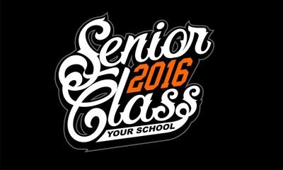 senior class