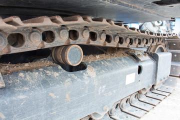 return rollers of crawler excavators small ground.